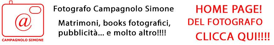 FOTOGRAFO CAMPAGNOLO SIMONE